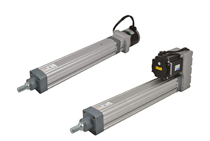 Electric cylinders, ISO 15552 Elektro Series, diameters from 32 to 100 mm